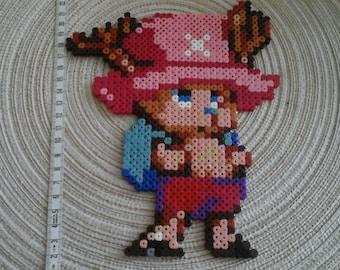 Tony Tony Chopper. One Piece. Pixel art