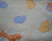 Animal pattern fabric cou...