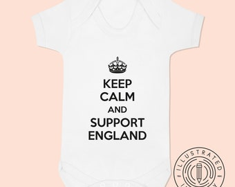"""Cyprus Football /""""Born to play for/"""" Personalised Babygrow Kypros Gift ideas"""