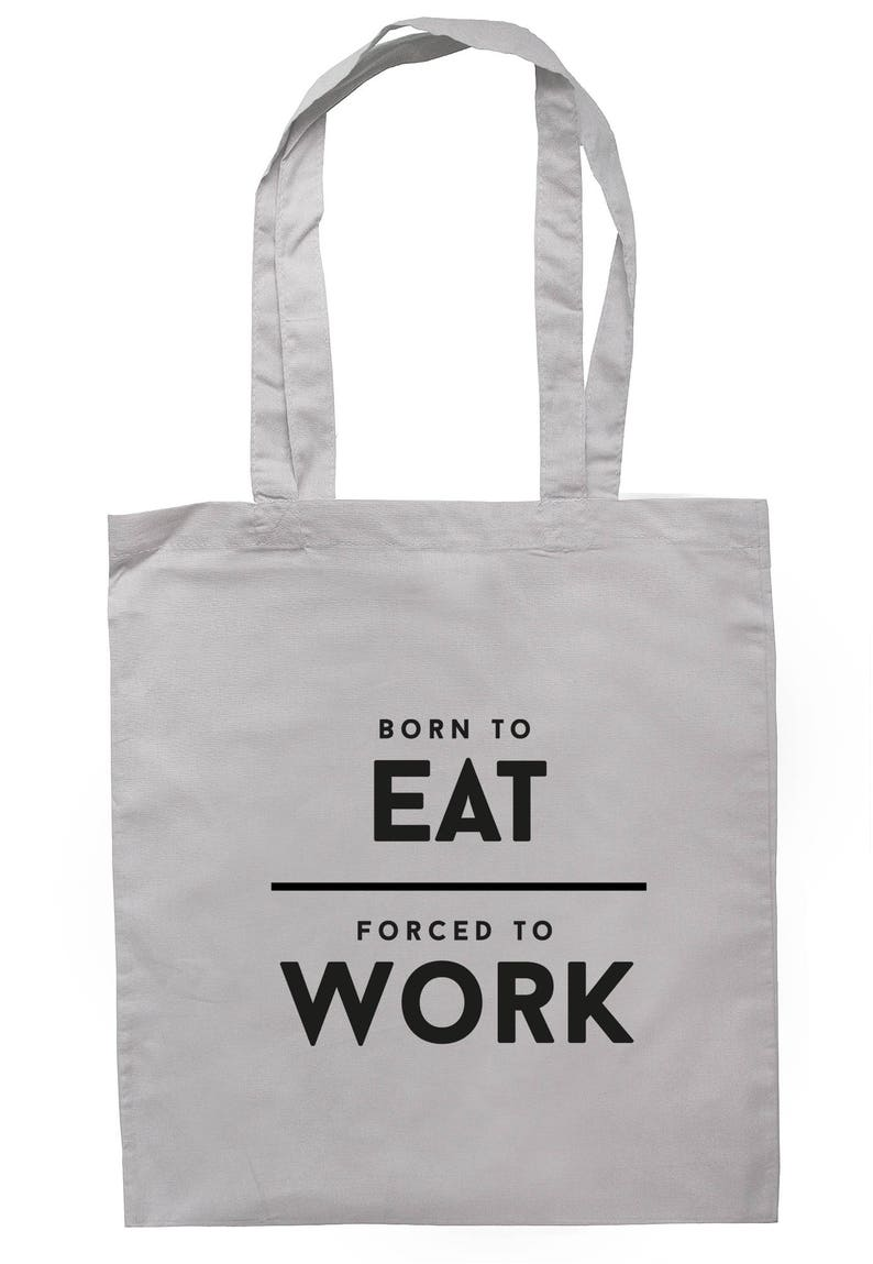 Born To Mix Forced To Work Tote Bag Long Handles TB1829
