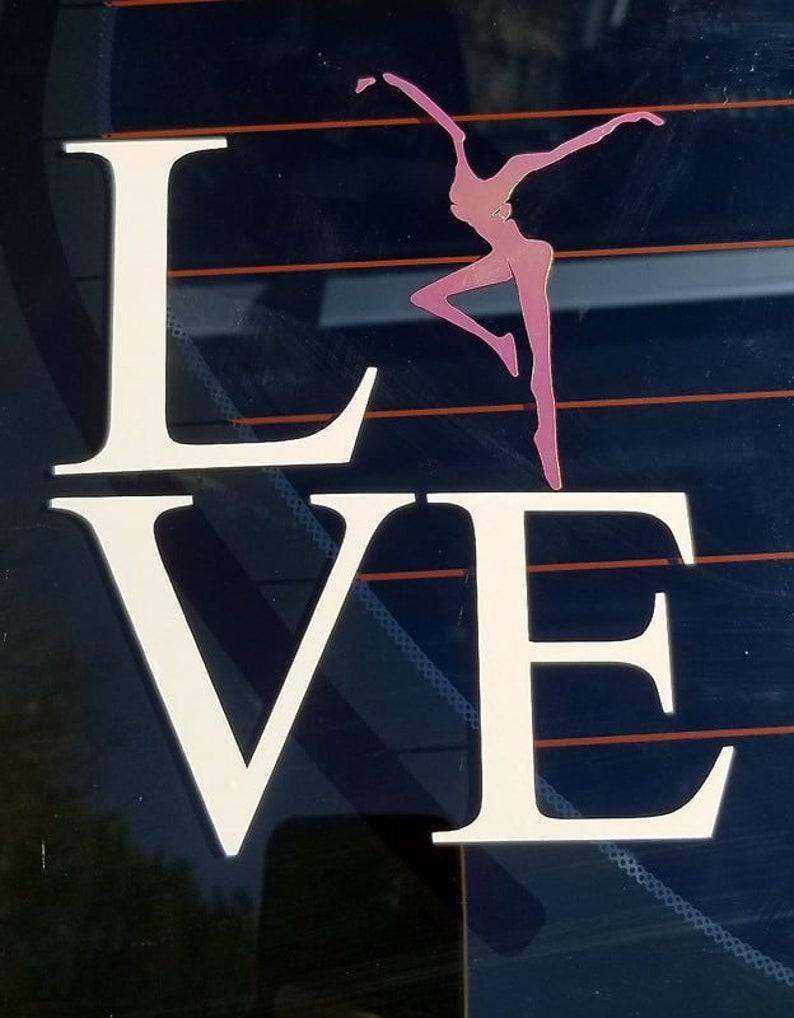 e4b5b633 Dave Matthews Band LOVE firedancer decal DMB decal Dave | Etsy