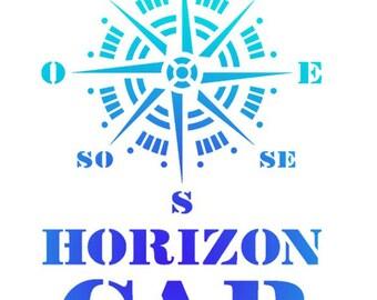 c5f21b9d152f Wind - 10x15cm HOME DECO STENCILS staff Rose stencil Artemio - Long Island-