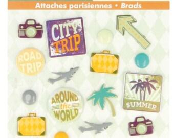 BRADS TRAVEL BRADS ARTEMIO - SWEET MEMORIES' QTY 20