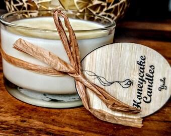 Yule Candle Ramekin