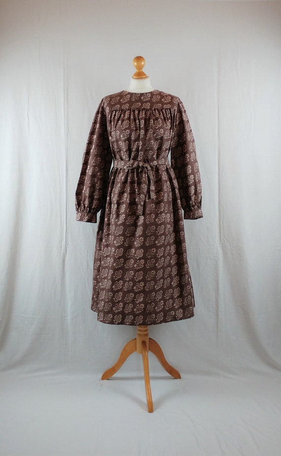 Vintage Marimekko 1964 Massi Annika Rimala Cocoa B
