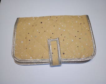 Travel changing pouch