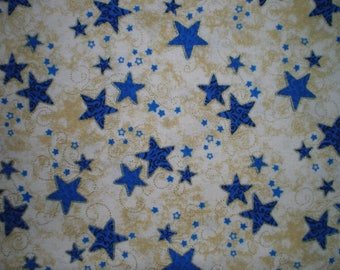 beige stars, Golden ref2690132 patchwork fabric