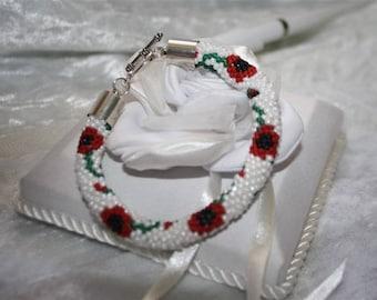 Bracelet seed beads