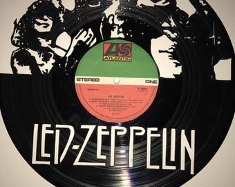 Led Zeppelin Vinyl Art-Wall Decor