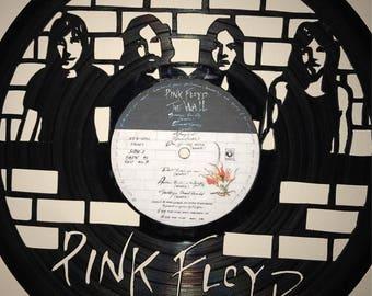 Pink Floyd Vinyl Art-Wall Decor
