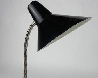 Hala Desk Lamp - Pilgrim hat shade