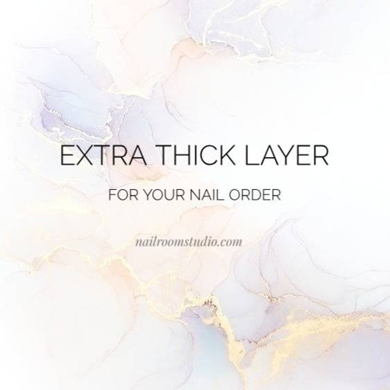 Thick sturdy underlayer add to your order Additional thicker image 0