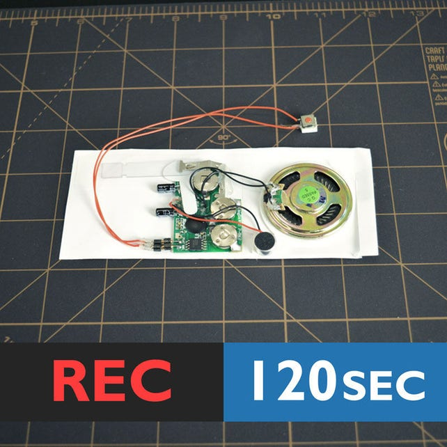 Sound module for do it yourself audio card musical card etsy image 0 m4hsunfo