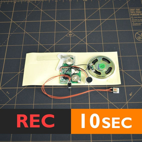 Sound chip module for greeting card greeting card sound etsy image 0 m4hsunfo