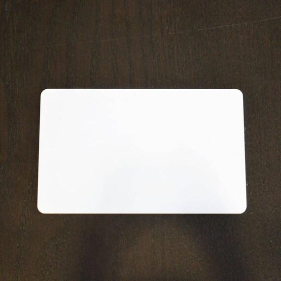 25 Pieces | Mifare Ultralight – NFC PVC Card (48 bytes) | NFC Card