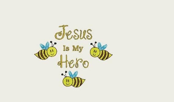 Jezus Jest Moim Bohaterem Pszczoła