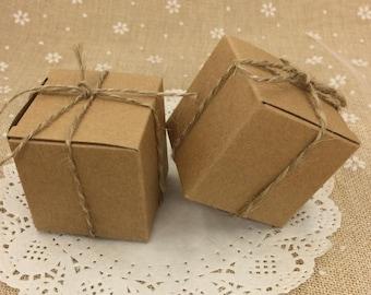 For small keepsakes - kraft packaging kraft box