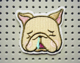 Frenchie tears