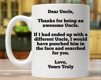 Gift For Uncle Gifts Birthday Funny Present