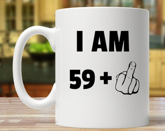 60th Birthday Gift Party Ideas Present Mug Funny 60 Year Old Years Mugs