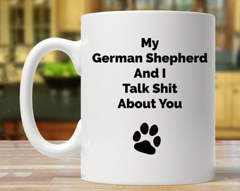 German Shepherd Gift Etsy