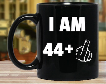 45th Birthday Gift Gifts For Women And Men Mug Funny 45 Year Old Forty Five Party Mugs Years