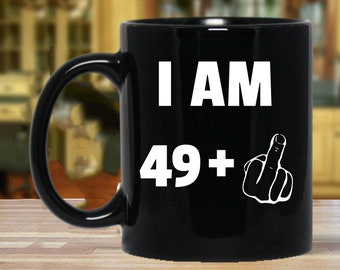50th Birthday Gift Gifts For Women And Men Mug Funny 50 Year Old Fiftieth Party Mugs Years