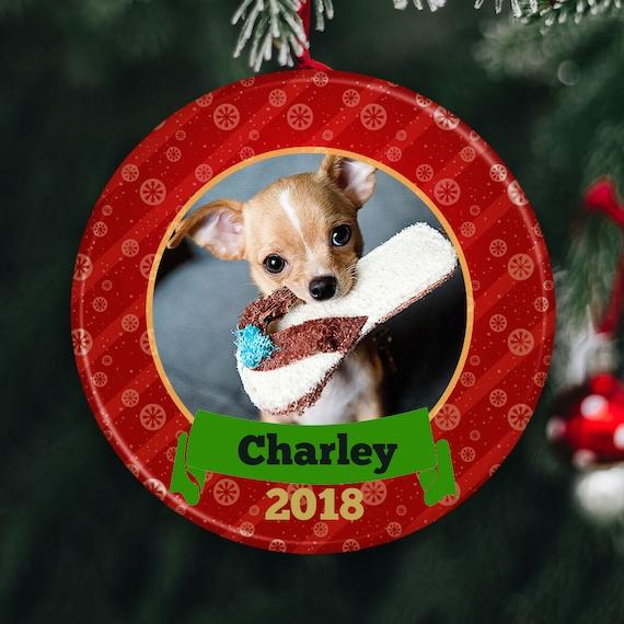 image 0 - Chihuahua Christmas Ornament Dog Christmas Tree Ornament Etsy