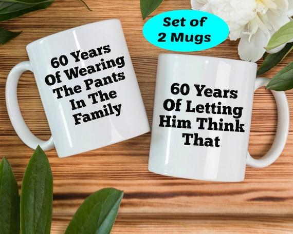60th Wedding Gift 60 Years Of Marriage Gift 60 Years Wedding Etsy