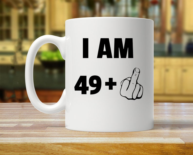 50th Birthday Mug Gift Ideas