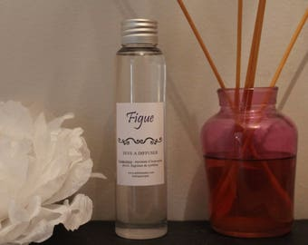 SAP running cold 100mL ►Figue◄ with sticks rattan