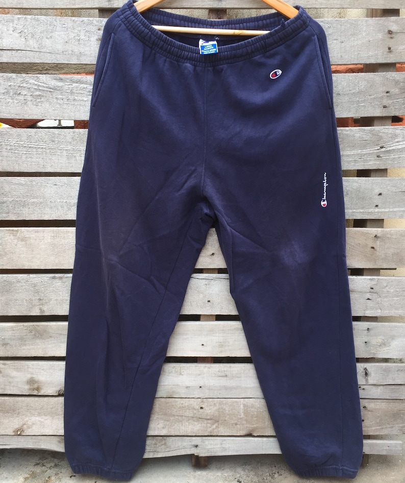 Rare Vintage Champion Sweatpants Men s Women s  46ca4ea59f