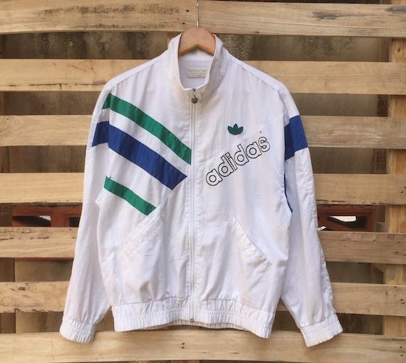 Vintage 90s Adidas Track Jacket Men s Women s Adidas  df945190c4
