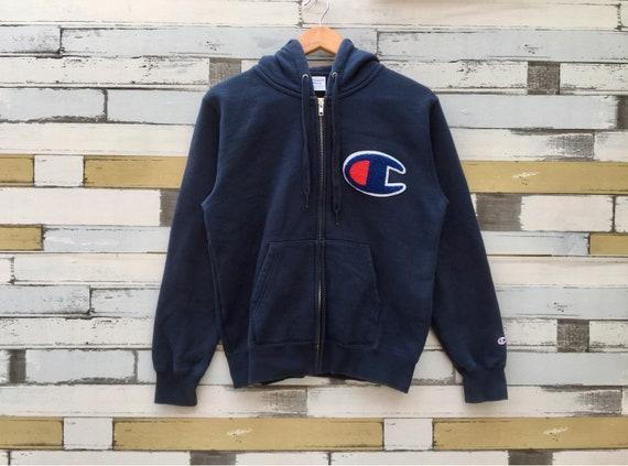 Vintage 90s Champion Hoodies Pullover Champion Streetwear  7986d729d8