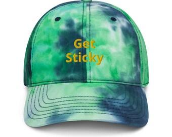 Tie Dye Beekeeper Hat, Ball Cap