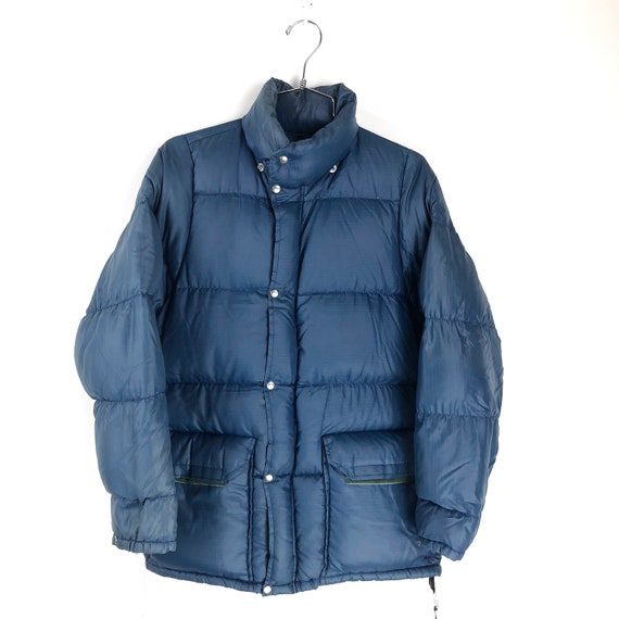 Vintage 80s North Face Down Puffer Jacket Size Small Medium  af5d4b6d3