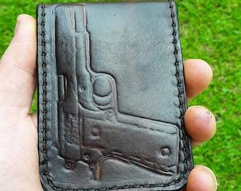 1911 - 4-Slot Minimalist Wallet