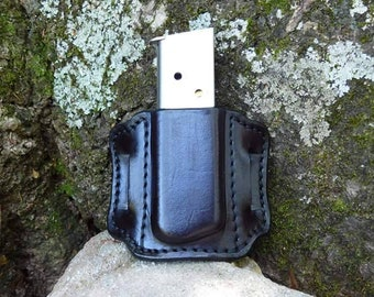 Leather Single OWB Mag Carrier