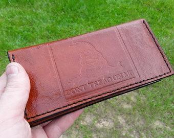 Gadsden Flag Long Wallet