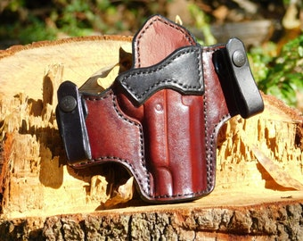 The Maker's Choice - Inside the Waist Band Leather Holster
