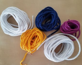 Colorful Cord Destash Lot