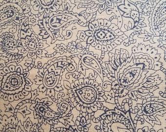 Paisley Odd Cut Fabric
