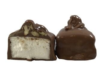Jumbo Milk Chocolate Marshmallow with Pecans