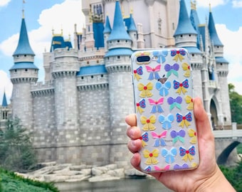 Original Princess Bow Phone Case! Princess Phone Case- Gifts Under 20