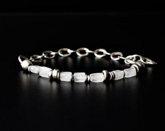 Bracelet for Women MayliStudio Bracelets Sterling Silver Bracelet Carnelian Bracelet Oxidized Sterling Silver Carnelian Bracelet