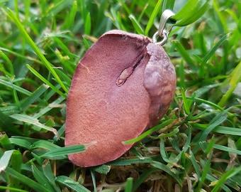 The Heart of an Avocado Pendant