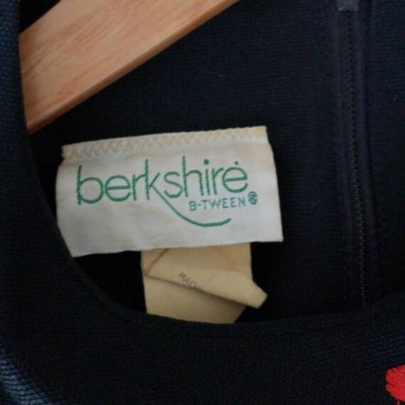 Vintage 60s/70s Berkshire Embroidered Dress - image 3