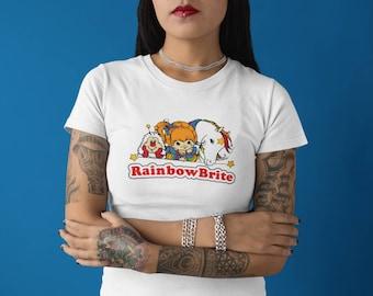Rainbow Brites Unisex Jersey Short Sleeve Tee