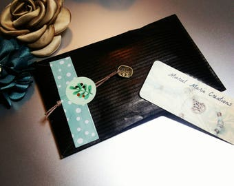 Goody bag with Muriel Marie Créations jewels, original gift idea, jewelry box
