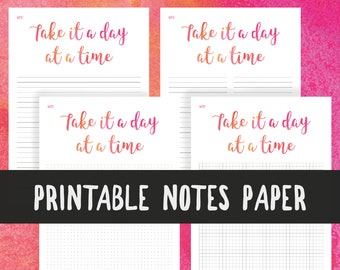 2019 Diary A4 Day To A Page Etsy